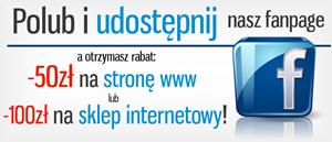 Promocja Facebook + Strony-Sklepy.pl