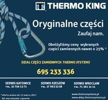 Zimowa promocja Thermo Systems na oryginalne części ThermoKing