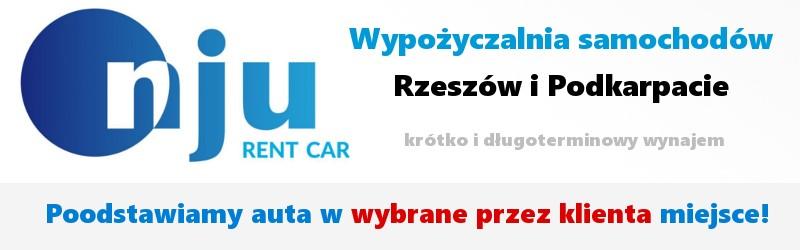 Wypożyczalnia samochodów NJU RENT CAR