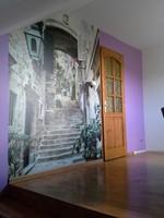 Najnowsza realizacja - tapetowanie, malowanie i szpachlowanie