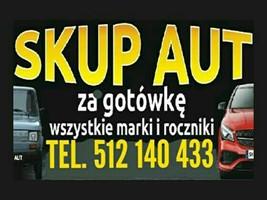 Skup samochodów najlepsze ceny na rynku Tel 512140433. Auto Złom