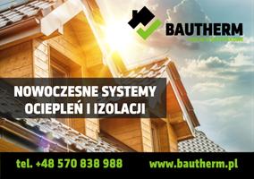 do 40% rabat na ubezpieczenie domu dla klientów BAUTHERM