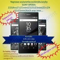 Wymina Wyswietlacza Sony Xperia, Iphone,Huawei.