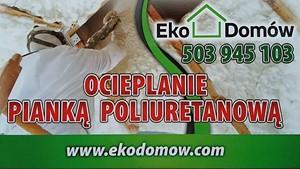 Eko Domów - Docieplenia pianką ekologiczną Rzeszów - Podkarpacie