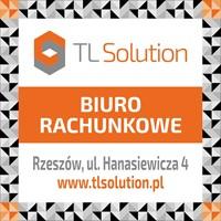 Pełna Księgowość - TL Solution, Rzeszów ul. Hanasiewicza 4