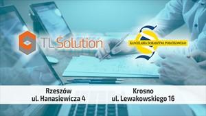 Usługi Kadrowo - Płacowe, TL Solution- Rzeszów, ul.Hanasiewicza 4