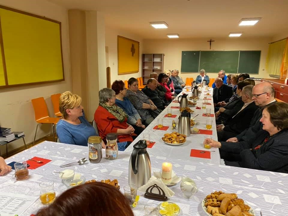 Spotkanie dekanalne we Frysztaku