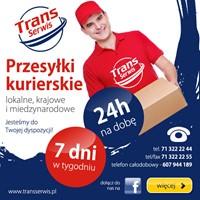 Przesyłki Kurierskie Krajowe i Międzynarodowe  , Transport